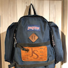 """90's made in U.S.A  JANSPORT """"Weekend bacpack""""の画像"""