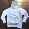 50's Hanes pullover parka Whiteの画像