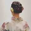 ☆高崎祭り浴衣ヘアセットのご予約承ります☆の画像
