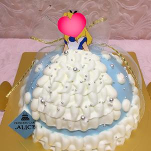 リトルプリンセスケーキの画像
