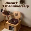♡charm★salon1周年記念キャンペーン♡の画像