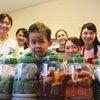 2日間に渡り、イチジク&スギ、ヒノキ発酵エキス教室開催しました。の画像