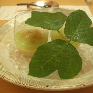 8月の日本料理『胡蝶』/草津方面の画像