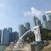 シンガポール旅行の画像