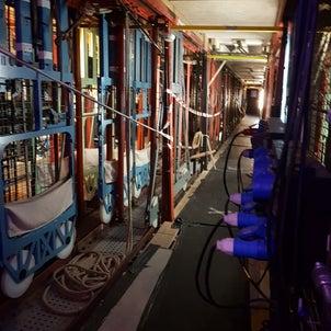オペラガルニエの裏側の画像