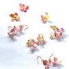 秋色紫陽花のアクセサリーの画像