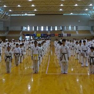 第2回日本傳少林寺流型総合全国大会の画像