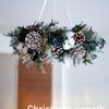 クリスマスフラワーレッスンのご案内の画像