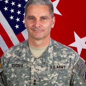 【国際ロマンス詐欺で悪用されている写真】米国人:退役将校 Anthony Cucoloの画像