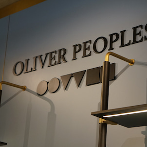 【OLIVER PEOPLES】SHOP IN SHOPの画像