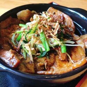 【新作】薬膳中国しょうゆ豚丼:北海道B級グルメ・札幌B級グルメ・豚丼の画像