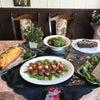 パーティ料理の画像