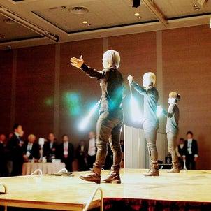 グランフロント大阪でXTRAPショー!の画像