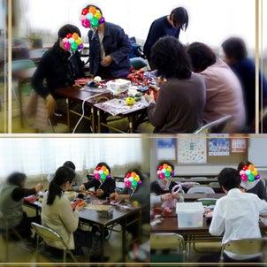 五島協働センター地域文化セミナー「洋風しめ縄作り」の画像