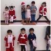 リトミックでクリスマス会☆の画像