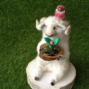 近況と…羊ができていた②の画像