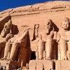 エジプト アブシンベルの画像
