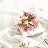 お花のレッスンと豪華なランチの画像