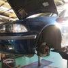 BMW525i(E39)DIXCEL・ディクセルブレーキパットとディスクローター交換|横須賀市の画像