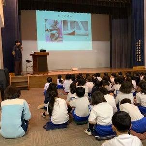 「いのちの大切さ」小学校で授業の画像
