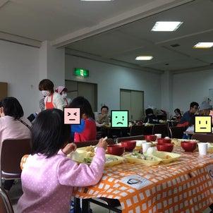 2020年2月の昼食堂の画像