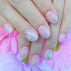 桜ネイル☆の画像