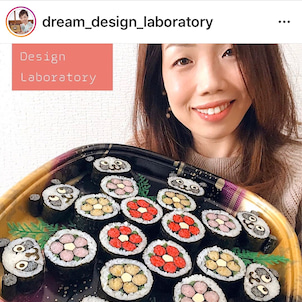 デコ寿司マイスター ♡さとみさん♡の画像
