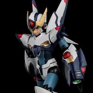 RIOBOTロックマンX ファルコンアーマー Ver. EIICHI SHIMIZU 受注開始!の画像