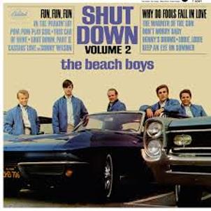 THE BEACH BOYS「FUN FUN FUN」の画像
