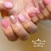 桜ネイル♪の画像