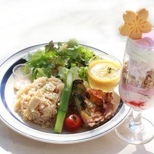 【夜桜カフェ】3/21.22.28.29夜カフェ開催の画像