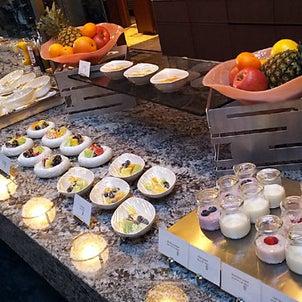 【朝ごはん】ストリングスホテル東京インターコンチネンタル「メロディア」の画像
