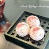 桜イチゴ寿司の画像