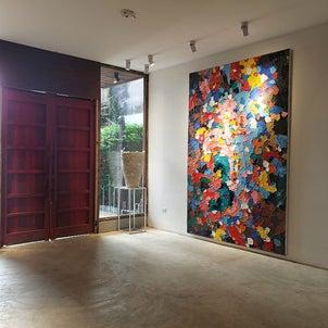 バンコクのカッコいいアートギャラリーの画像