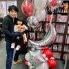 巨大バルーンをサプライズプレゼントされました☆の画像