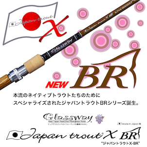 Japan trout X-BR GJTXS-BR610MLTいよいよ発売です!の画像