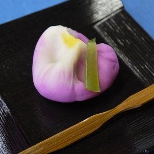 端午の節句用上生菓子の画像