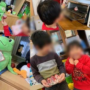 【Online】オンラインdeエッグハントお家でストロベリーハントの画像