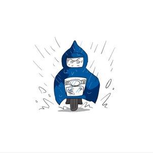 【広告】高機能レディースレインコートの画像