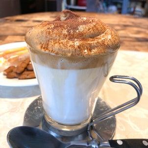 ダルゴナコーヒーで初オンラインお茶会♡の画像