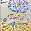 チャート画プレゼント付★対話セッション「あなたの花を咲かせる種」数秘リーディング好評受付中!!の画像