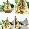 踊りは祈りの儀式や神と一体になる手段 ガネーシャ神オルゴナイトの画像