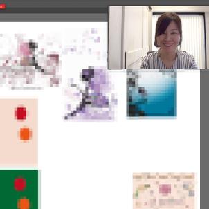 デザインのオンライン打ち合わせ、続々進行中!の画像
