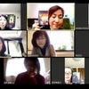 繋がる新月~It'sOK◎女性のための禅タロットお茶会@ZOOM開催しました~の画像