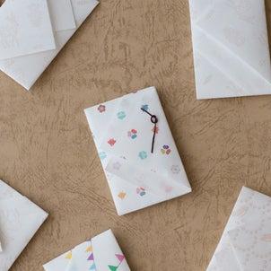 懐紙で簡単!ぽち袋の折り方(動画付)の画像