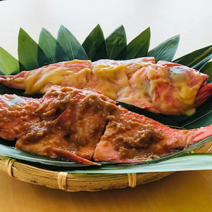 金目鯛の味噌漬け&西京漬けの画像