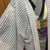 手作りレース羽織の画像