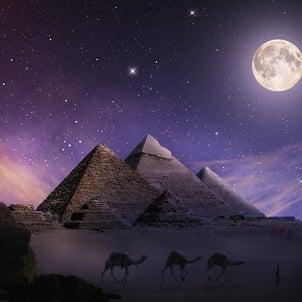 今日は蠍座満月♪の画像