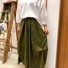 変形スカートと切替スカートの画像
