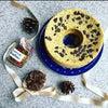 ひどい出来栄え…チョコミントシフォンケーキの画像